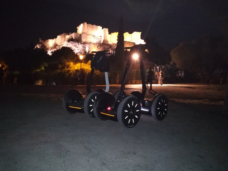 Athens city by night tour